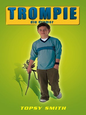 cover image of Trompie die dromer (#5)